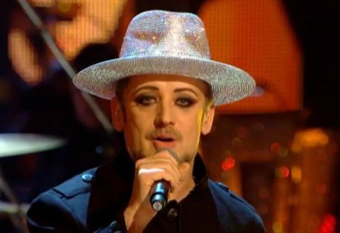 Strictly Come Dancing 2014: WTF happened to Boy George's voice during Culture Club's results show performance?