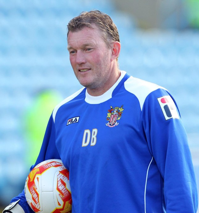 After Dave Beasant's 'comeback' aged 55 here's four old boys