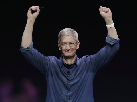 Apple boss Tim Cook: I'm proud to be gay