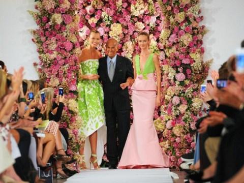 Legendary fashion designer Oscar de la Renta dies aged 82