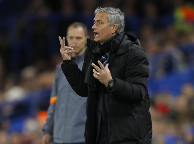 Ramires in Chelsea starting line up and Cesc Fabregas at number 10: How Jose Mourinho could outwit Manchester United boss Louis Van Gaal