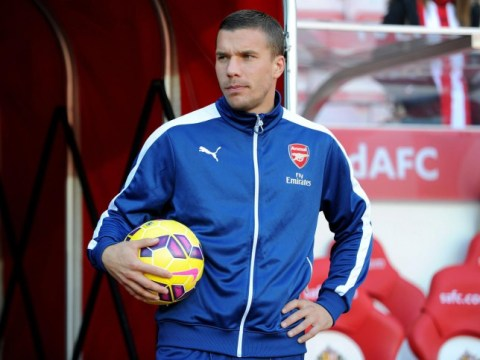 Arsenal's Lukas Podolski set to kick off acting career by starring in comedy film 'Macho Man'