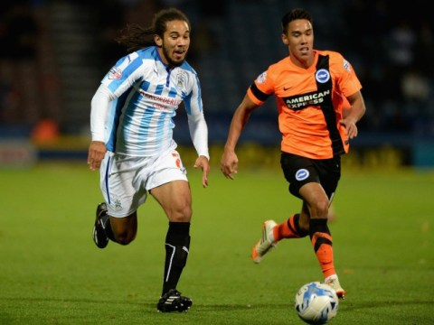 Why Huddersfield Town's record signing Nahki Wells can't get into the team
