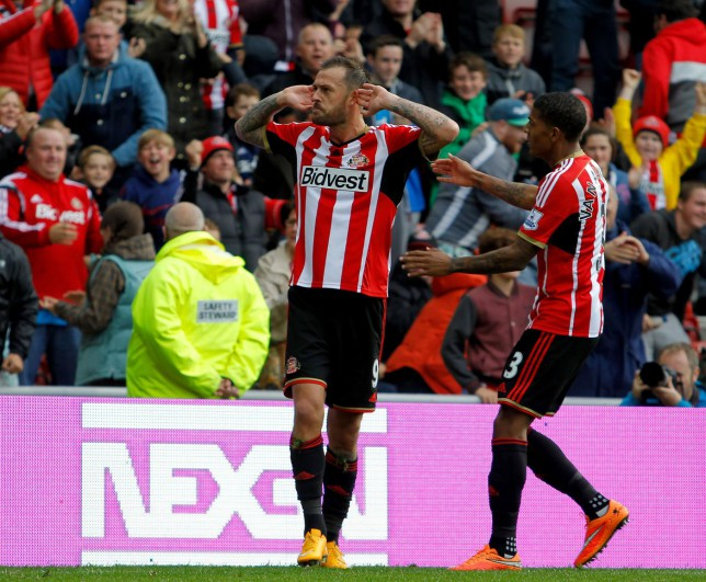 Steven Fletcher will have to fire again if Sunderland are to get anything from Southampton clash