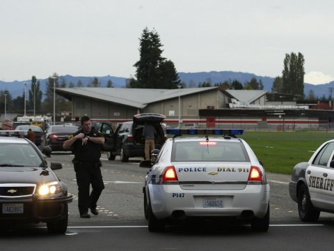 Marysville-Pilchuck High School: One dead and four hospitalised after suicide gunman opens fire at Washington high school