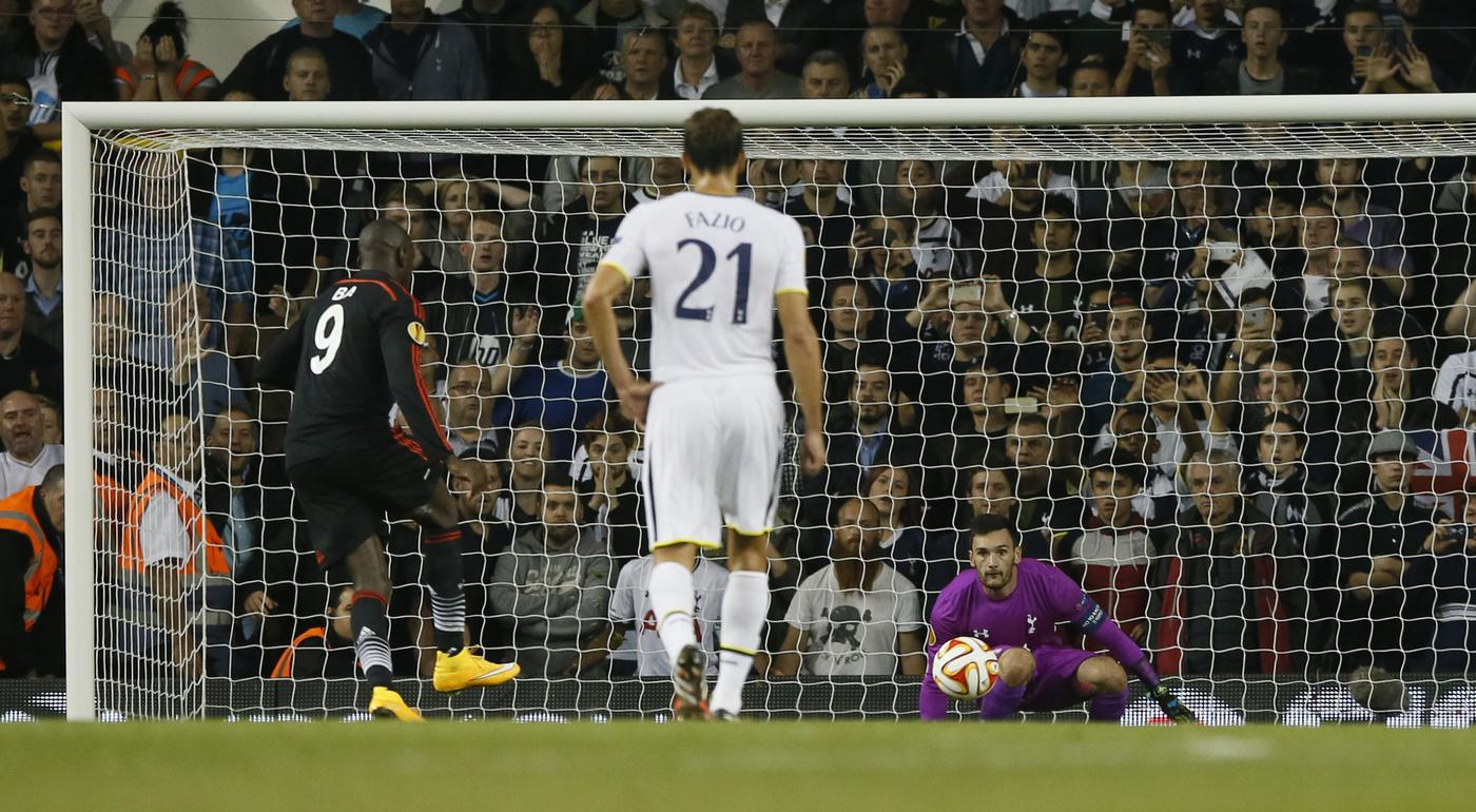 Mauricio Pochettino's second string Tottenham Hotspur almost get away with it until Vlad Chiriches gifts Besiktas a point