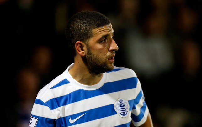 Adel Taarabt blasts boss QPR Harry Redknapp after over-weight claims