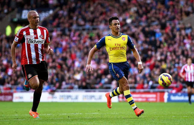 Sunderland conspire to gift wrap the points for Arsenal