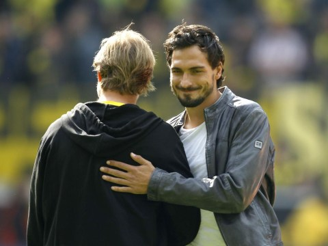 Mats Hummels not only rules out Manchester United move but says he wishes Liverpool had won the title last season