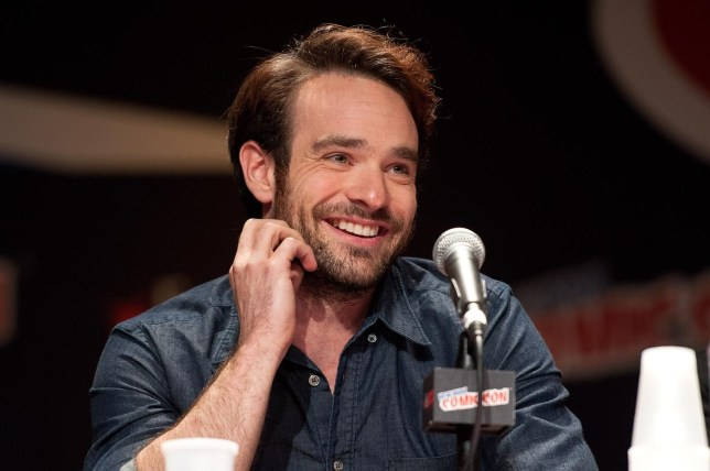 NEW YORK, NY - OCTOBER 11: Charlie Cox attends the Netflix Original Series 'Marvel's Daredevil' New York Comic-Con Panel & Cast Signing at the Javits Center on October 11, 2014 in New York City. D Dipasupil/Getty Images