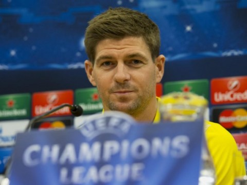 Liverpool captain Steven Gerrard admits he may regret not taking chance to join Real Madrid