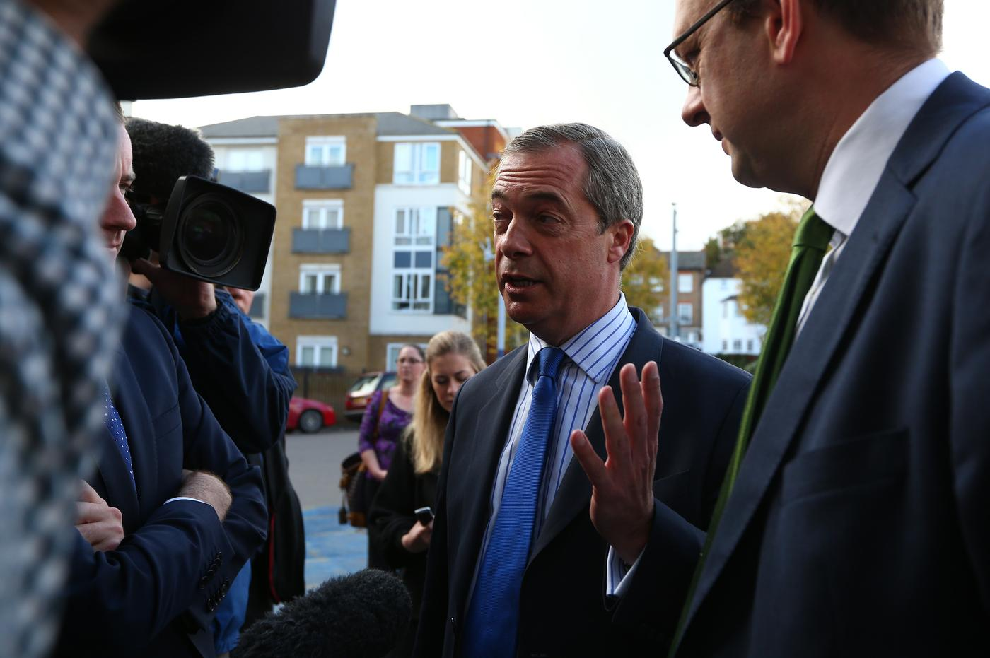 Nigel Farage humiliated over Ukip Calypso – It was unfunny, unloved and definitely racist