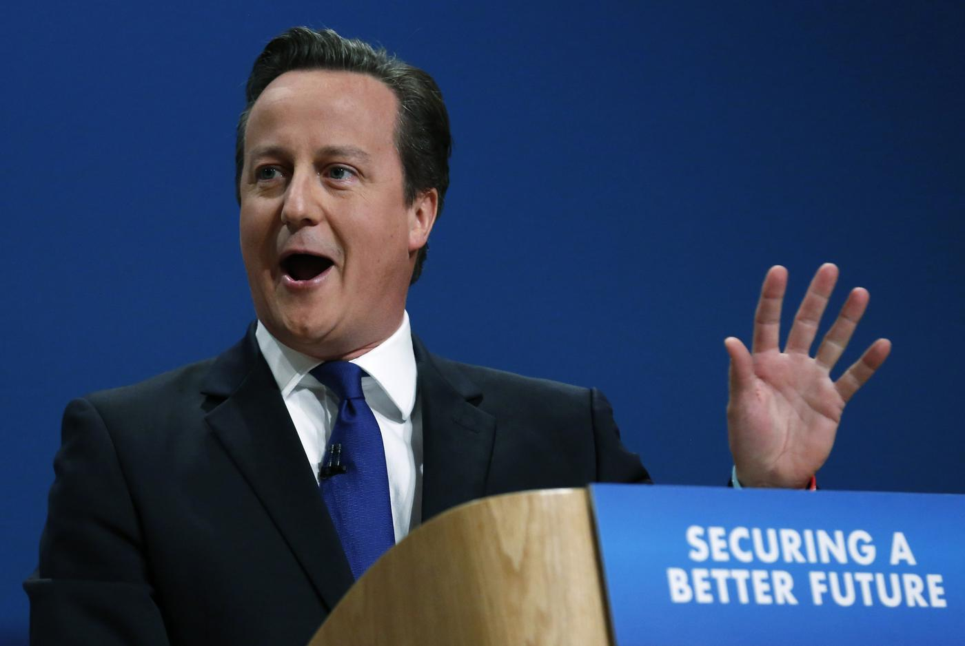Conservative Party Conference 2014: Was this David Cameron's last leader's speech?