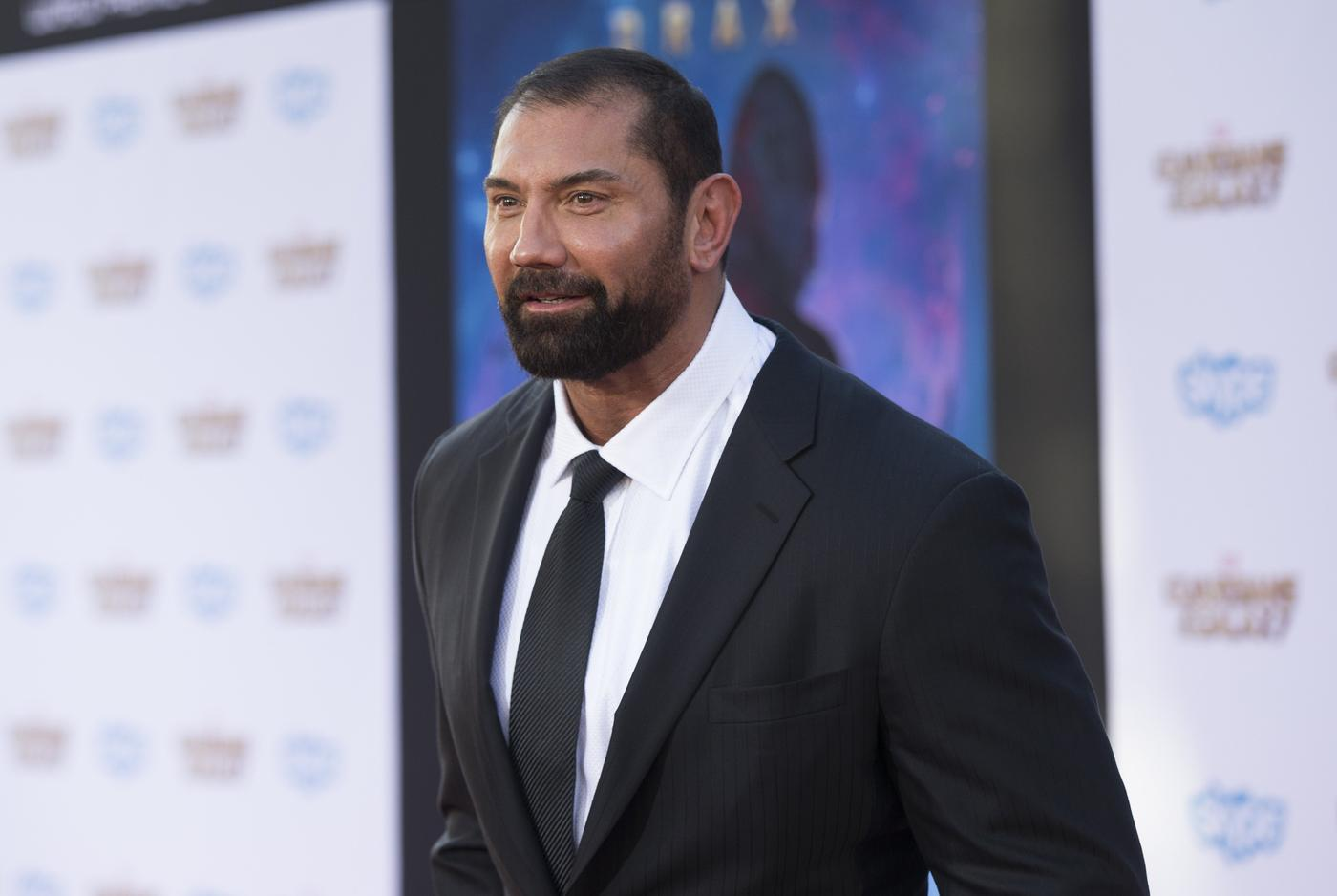 Bond 24: Guardians Of The Galaxy star Dave Bautista for baddie henchman role