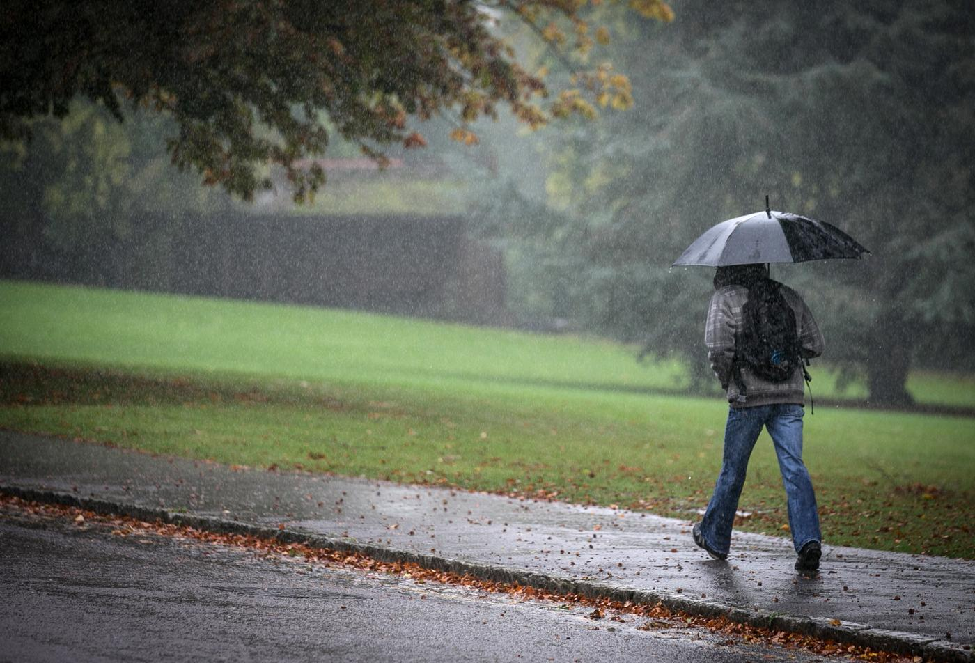Do you live in the wettest place in the UK?