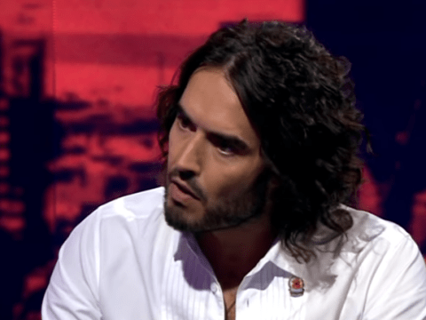 Russell Brand 'open-minded' to possibility George Bush was behind 9/11