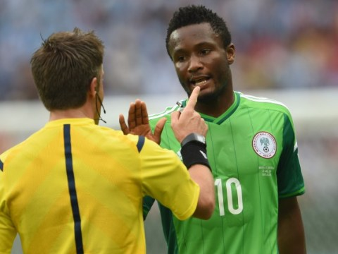 Chelsea star John Obi Mikel 'assaulted Nigerian journalist who asked him for an interview'