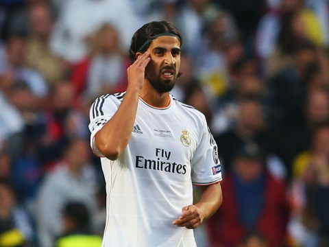 Sami Khedira 'accepts deal to finally complete Arsenal transfer in January'