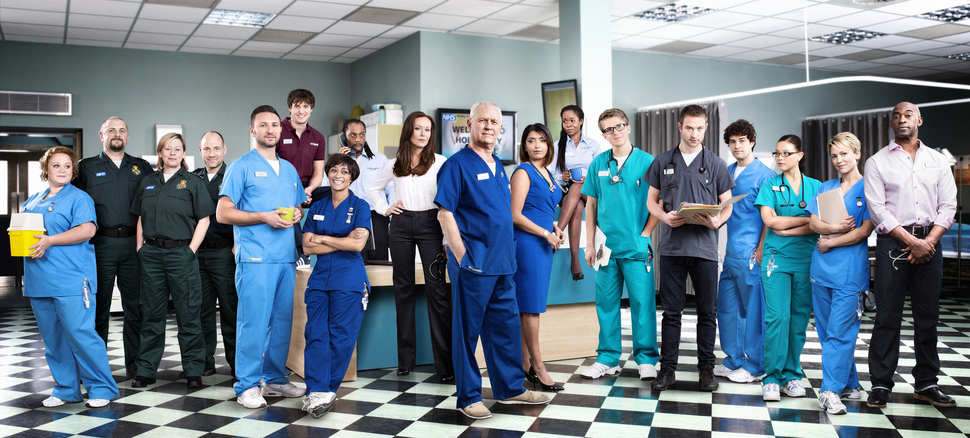 Casualty: 10 juicy teasers from The Index Case