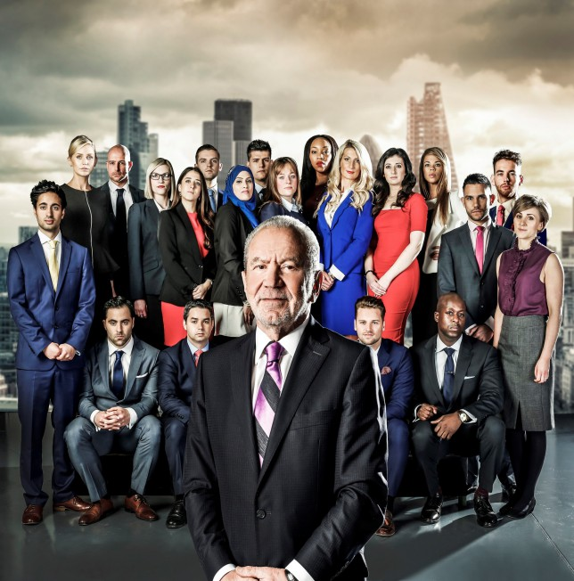 The Apprentice 2014 - Generics