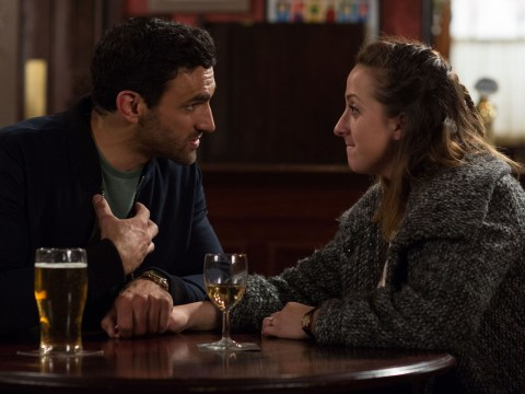 EastEnders: Sonia is getting cosy with Kush! What does this mean?