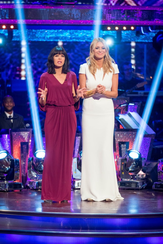 Claudia Winkleman, Tess Daly, Strictly Come Dancing