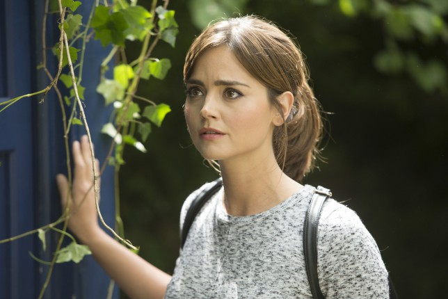 DOctor Who series 8: Clara Oswald - is Clara pregnant>