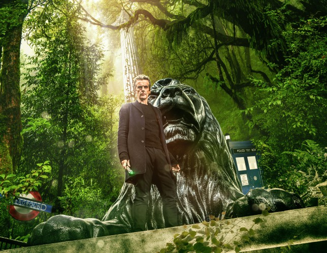 Doctor Who season 8, episode 10: Forest of the Night