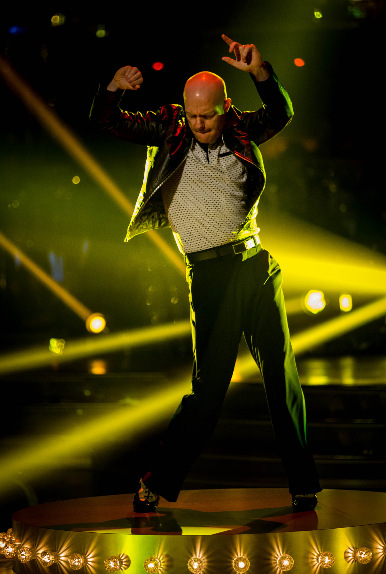 Strictly Come Dancing 2014: Eight reasons why Jake Wood needs to win