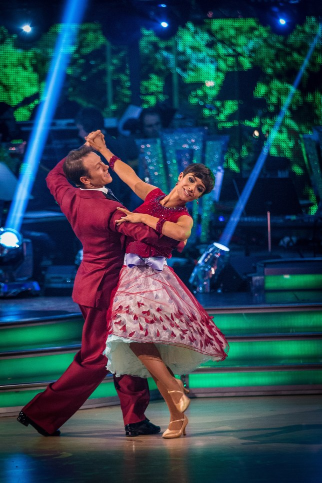 Strictly Come Dancing Frankie Bridge