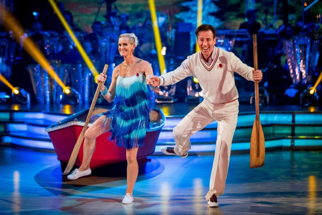 Strictly Come Dancing 2014: Judy Murray and Anton Du Beke
