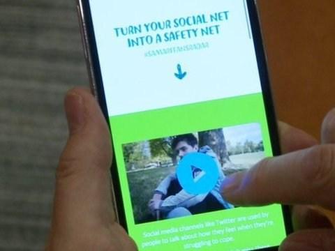 Samaritans Radar app monitors Twitter feeds for suicide warnings