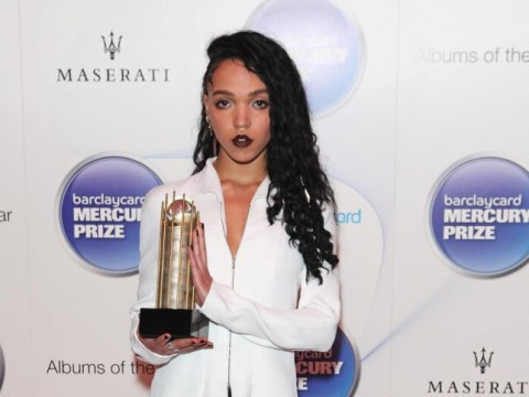 Mercury Music Prize nominee FKA twigs: I'm very shy but I'll write about Robert Pattinson
