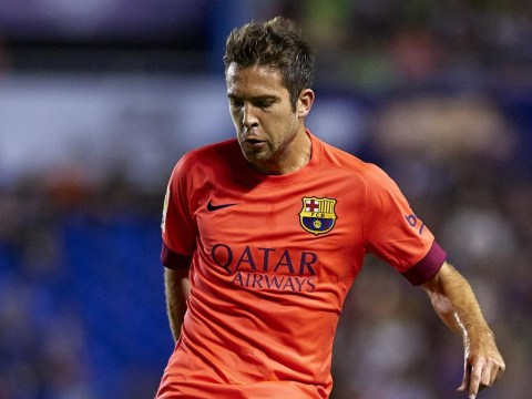 Manchester City 'set to battle it out with rivals Manchester United for Barcelona transfer target Jordi Alba'