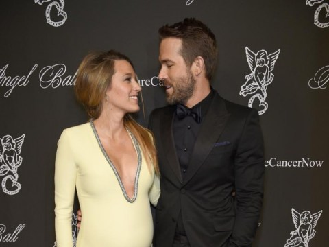 Pregnant Blake Lively's Gucci gown may just be the most perfect pregnancy dress any celeb has worn on the red carpet, ever