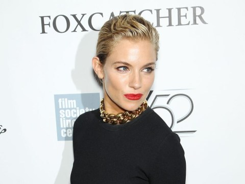 Sienna Miller wins best dressed during October and that's really all there is to it