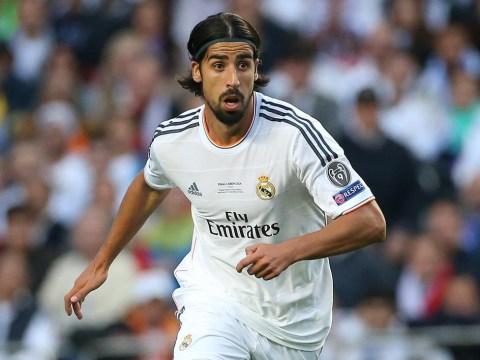 Manchester United 'preparing £10m move for Real Madrid transfer target Sami Khedira'