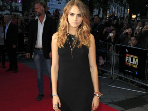 Er, just us, or was Cara Delevingne a bit under-dressed at The Face Of An Angel film premiere?