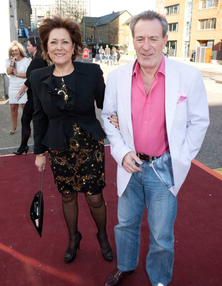 Lynda Bellingham's husband Michael Pattemore admits: 'I don't know how I'm going to cope'