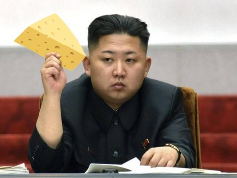 For the love of Emmental cheese: A look at North Korean leader Kim Jong-Un's love to cheese in pictures