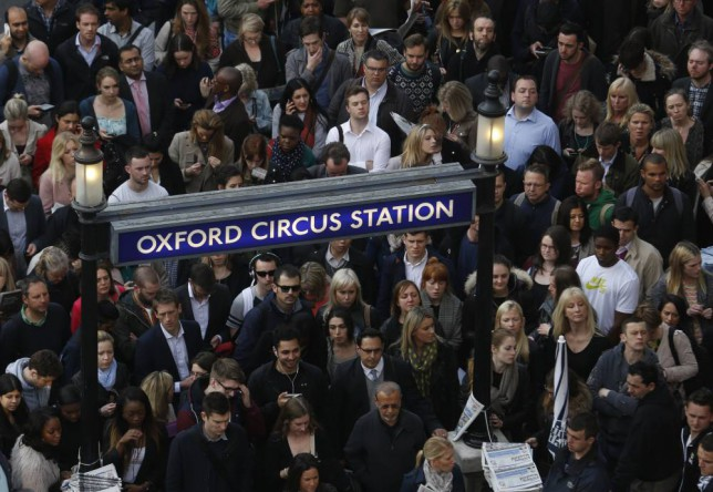 9 reasons we are a bit in love with the London Underground