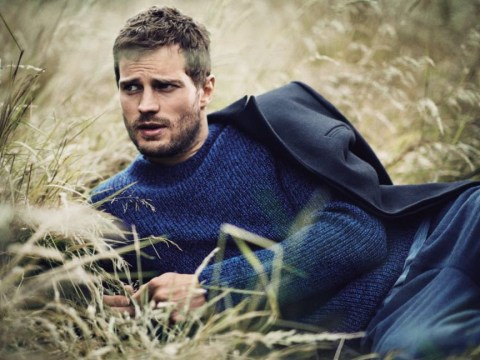 Jamie Dornan is threatening to become a recluse if 50 Shades Of Grey is a success
