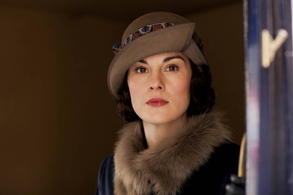 Michelle Dockery has a warning for Downton Abbey fans about the finale