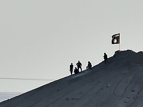 The enemy at the gate: Islamic State showdown on Turkish border