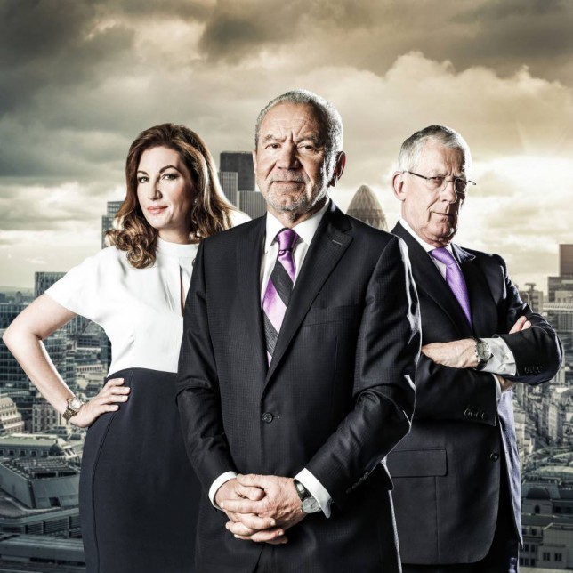 'I leave with relief tinged with regret': Nick Hewer quits The Apprentice after a decade