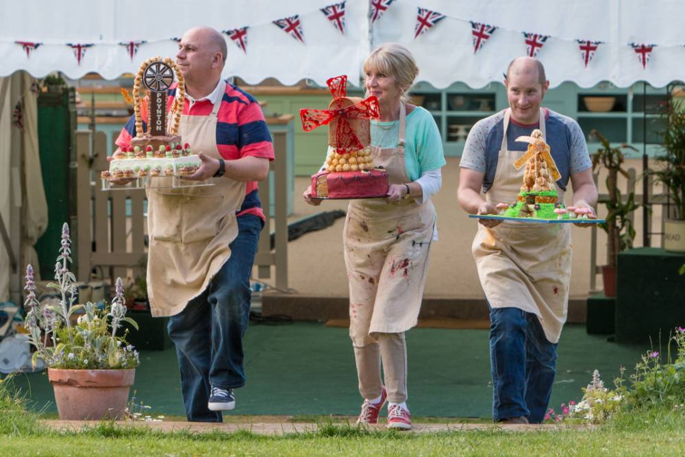 The Great British Bake Off provided the big slice of escapism the nation kneaded