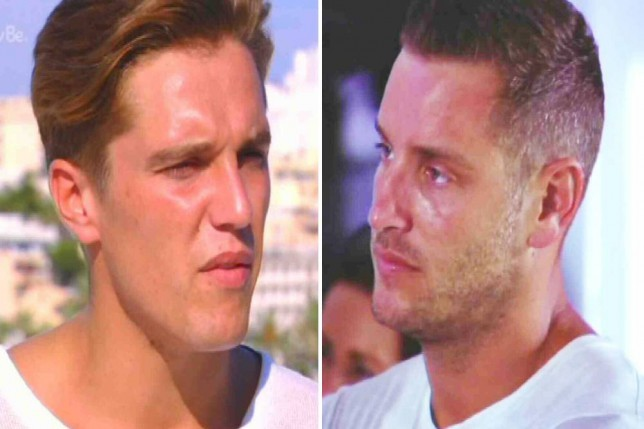 Lewis Bloor vs. Elliott Wright: Who's the biggest TOWIE tool?