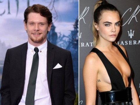 Cara Delevingne is 'dating Tulisa's ex Jack O'Connell' after working on film together