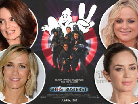Ghostbusters 3: The 12 hilarious actresses we want for the sequel