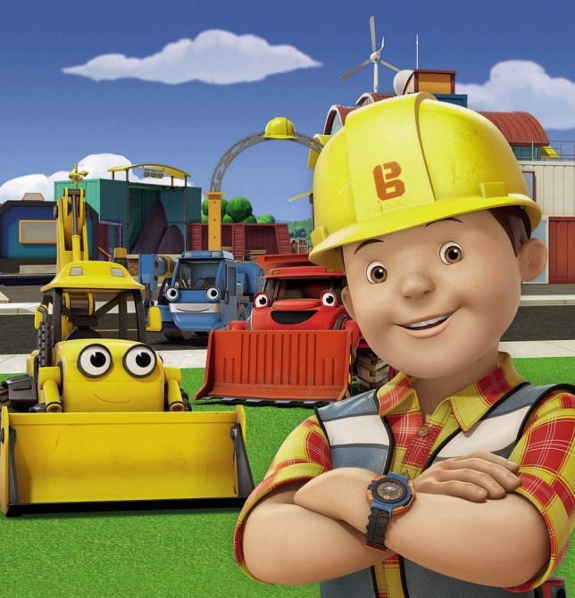 Undated handout photo issued by HIT Entertainment of the revamped Bob The Builder, the new series will air globally from late 2015. PRESS ASSOCIATION Photo. Issue date: Friday October 10, 2014. See PA story SHOWBIZ Bob. Photo credit should read: HIT Entertainment/PA Wire NOTE TO EDITORS: This handout photo may only be used in for editorial reporting purposes for the contemporaneous illustration of events, things or the people in the image or facts mentioned in the caption. Reuse of the picture may require further permission from the copyright holder.